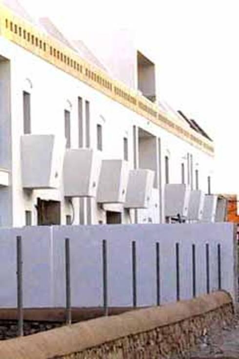 Ciudad jard n en cala d 39 or santanyi mallorca de estudio de - Estudio arquitectura mallorca ...