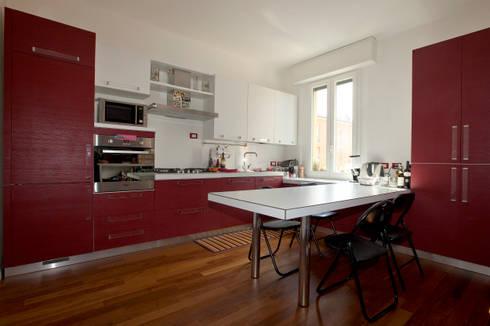 Cucina: Case in stile in stile Minimalista di BRENSO Architecture & Design