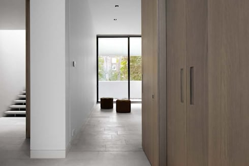 Abbey Road, St Johns Wood: modern Houses by Alan Higgs Architects