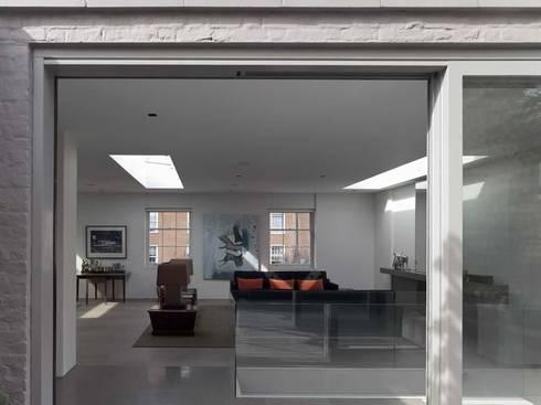 Ashmill Street, Marylebone: modern Houses by Alan Higgs Architects
