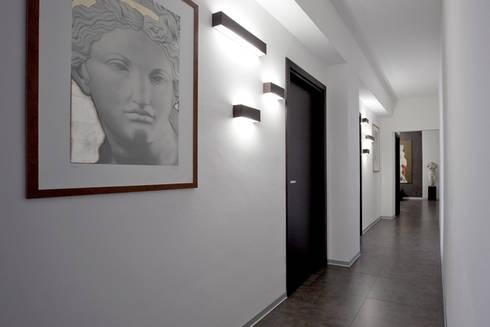 Studio B&C: Studio in stile in stile Moderno di BRENSO Architecture & Design