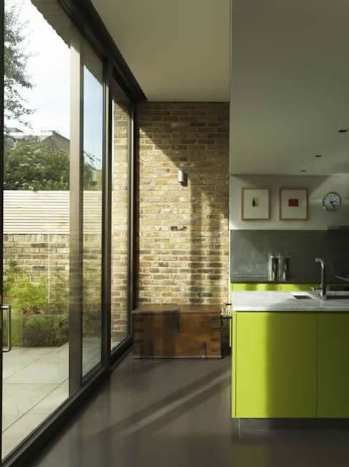 Godolphin Road, Shepherds Bush: modern Houses by Alan Higgs Architects