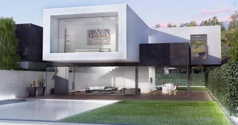 casa M1:  in stile  di dep studio