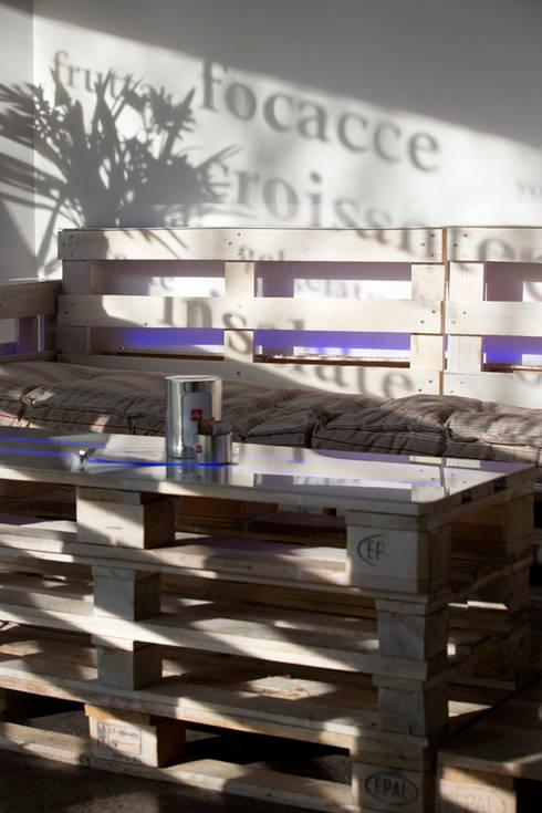 Restaurantes de estilo  por BRENSO Architecture & Design