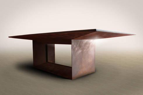 Render: Cucina in stile  di BRENSO Architecture & Design