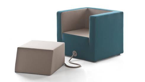 Decube:  in stile  di Luca Binaglia Design