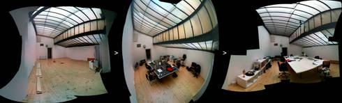 Fasi di allestimento:  in stile  di BRENSO Architecture & Design