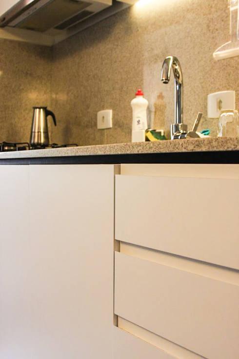 Cozinha: Cozinhas modernas por Studio Gorski Arquitetura