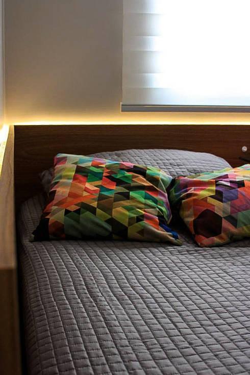 Studio Gorski Arquitetura의  침실