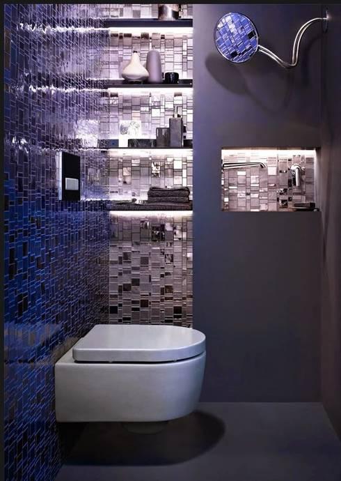 WC:  Badezimmer von trend group
