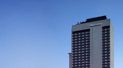 SHERATON LISBOA HOTEL & SPA: Hotéis  por Larforma