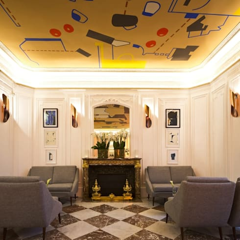 BAR: Sala de estar  por Larforma
