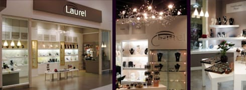 Laurel:  Offices & stores by Design CLD