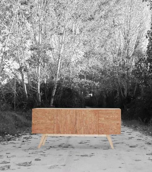 CCK-201: Sala de estar  por Creative-cork