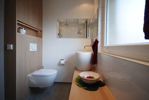Badezimmer Auf 3,8 M²