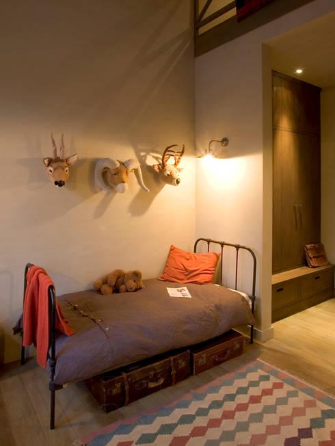 Photos d'ambiance: Chambre de style de style eclectique par BiBib & Co
