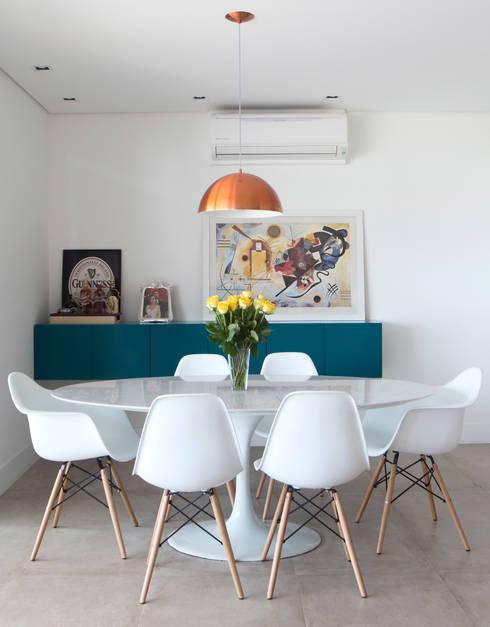 Salas de jantar  por Decorare Studio de Arquitetura