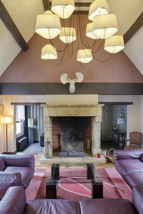 Casas de estilo  por Katia Rocchia Home Designer