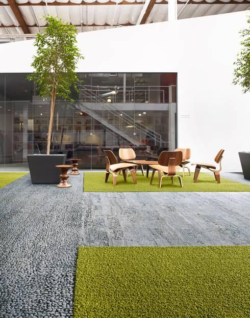Human Nature:  Wände & Boden von Interface Deutschland GmbH