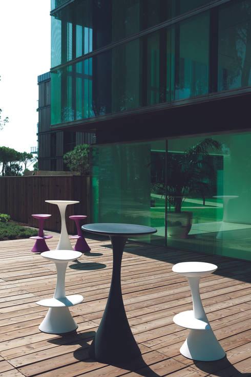 Dodò & Nanà: Negozi & Locali Commerciali in stile  di Studio Thesia Progetti