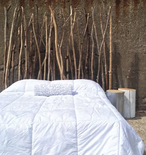 moderne Schlafzimmer von Pür cachet