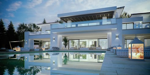 Do ana sotogrande de ark arquitectos homify for Modern house ark