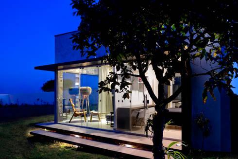 Box House: Casas industriais por 1:1 arquitetura:design