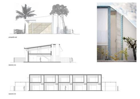 Case per vacanza - Campomarino Lido(CB): Case in stile  di Fernando A.Baldassarre architetto