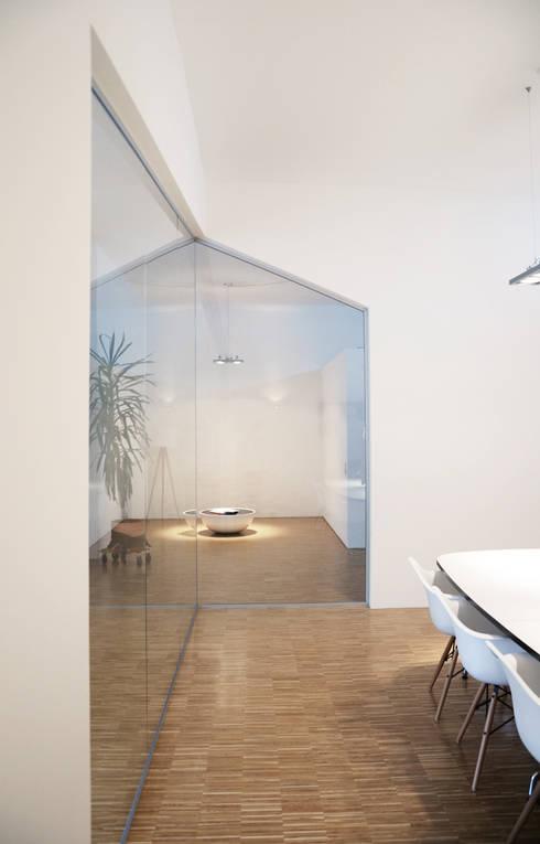 umbau digital-business-agentur dÜsseldorf by mea studio, Innenarchitektur ideen