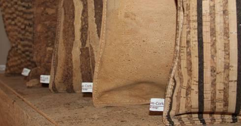 Almofadas cortiça: Sala de estar  por Creative-cork