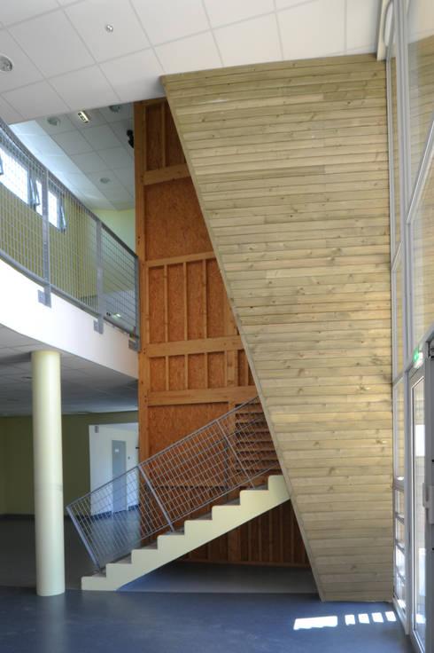 foyer d 39 accueil medicalise pour personnes handicapees agees par mengeot associ s architecte. Black Bedroom Furniture Sets. Home Design Ideas
