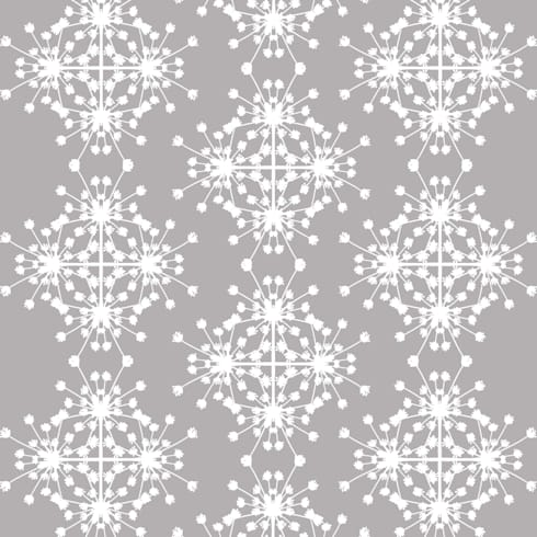 Parsley Flower Wallpaper:  Walls & flooring by Lomas & Lomas