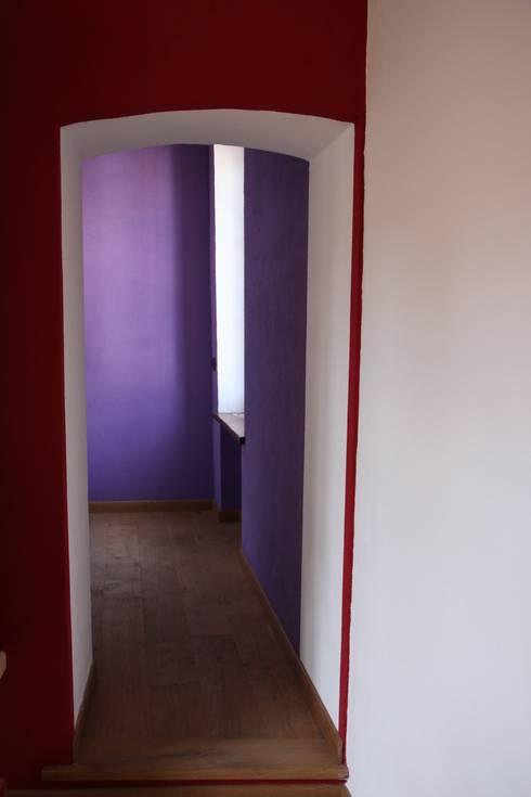 3E Apartment: Case in stile in stile Moderno di Emanuele Meinero Architetto