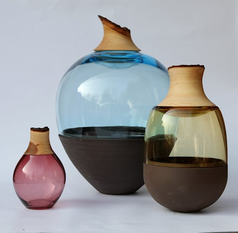 Stacking Vessels:  Artwork by Utopia & Utility