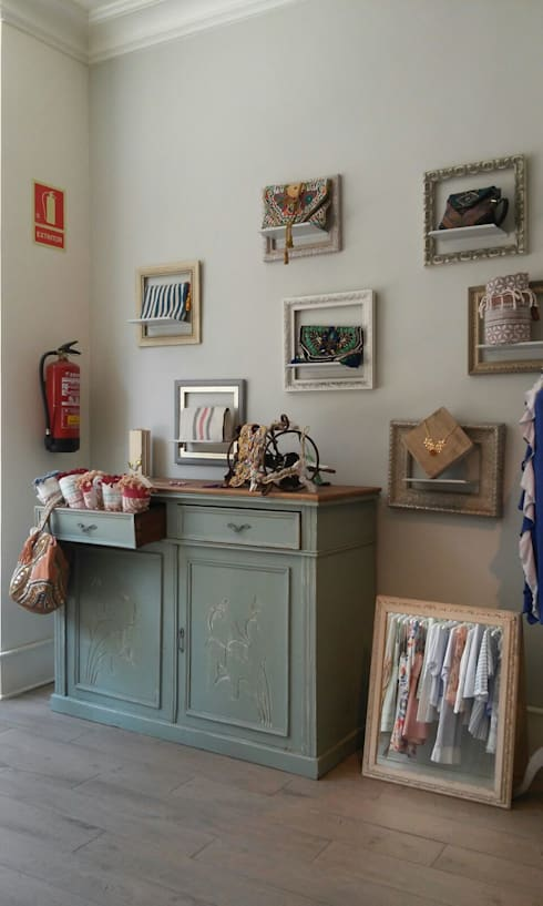 De mi taller a la tienda: Oficinas y tiendas de estilo  de Atmospherabcn