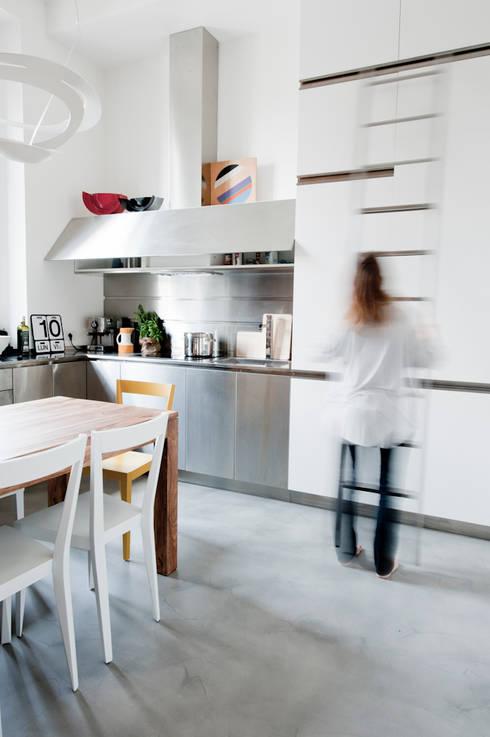 Casas de estilo  por Cristina Meschi Architetto