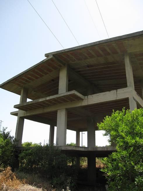 Progetto Mandarinarte – Gruppi di sviluppo per Ciaculli:  in stile  di MM A   Massimiliano Masellis Architetti