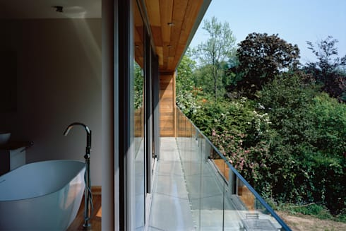 The Coppice: modern Houses by Patalab Architecture