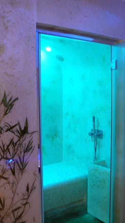 MUSA LUXURY SPA: Spa in stile in stile Asiatico di Studio Stefano Pediconi
