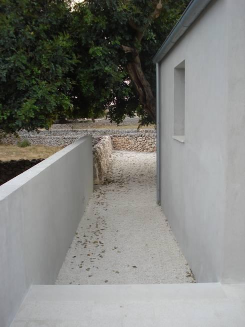 Piccola casa nella campagna iblea di piero cavallo for Piccola casa produttrice di cianografie