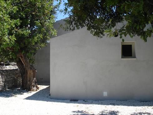 Piccola casa nella campagna iblea di piero cavallo for Schizzo di piccola casa