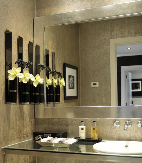 Estoril Luxury Show Apartment: Casas  por Tereza Prego Design
