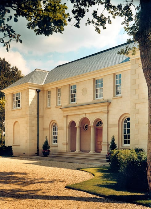 New Build Country House: classic Houses by GHK Architects