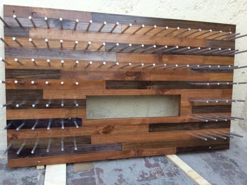 Proyecto Cava URBAN FURNITURE: Salas de estilo industrial por URBAN FURNITURE