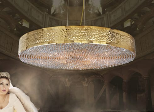 Candeeiros de teto : Casa  por Castro Lighting