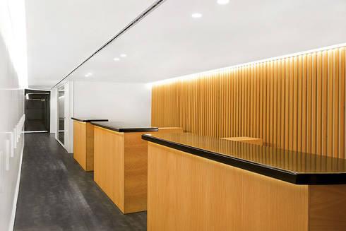 Nueva sede del Colegio de Administradores de Fincas de Barcelona ...