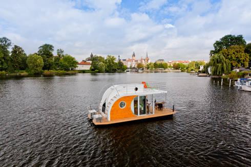 Nautilus Hausboote nautino premium mini by nautilus hausboote gmbh homify