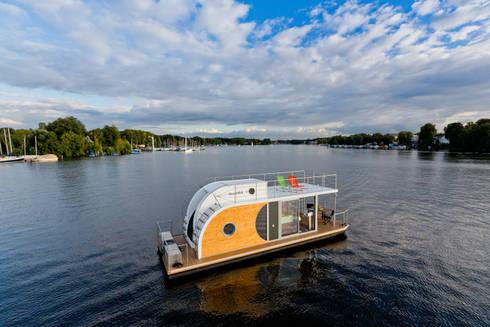 Nautilus Hausboote Berlin nautino premium maxi nautilus hausboote gmbh homify