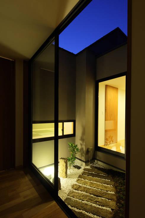 庭院 by 株式会社 オオタデザインオフィス