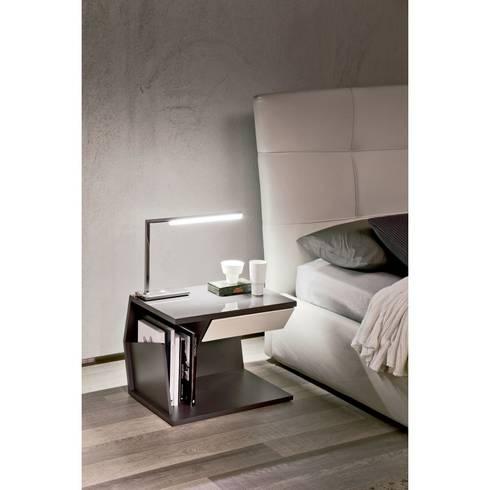 Mesilla Club de Cattelan Italia: Dormitorios de estilo moderno de Ociohogar